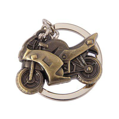 Hot Personalized High-quality Motorcycle Pendant Key Chain