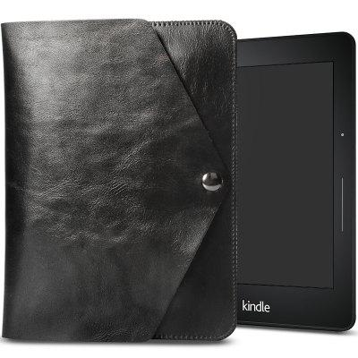 Leather Case Cover for Kindle 6 inch Ebook Reader Cover