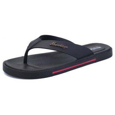 Fashion Men's Casual Slip Slippers