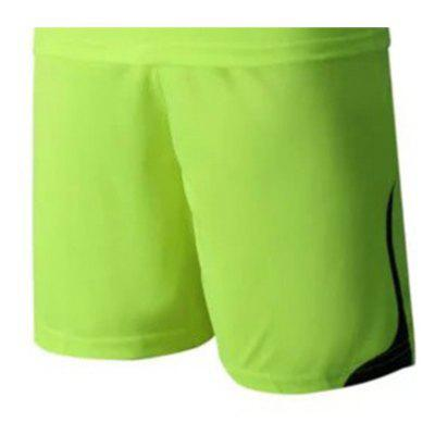Mens Breathable Simple Style Sports SetWeight Lifiting Clothes<br>Mens Breathable Simple Style Sports Set<br><br>Elasticity: Micro-elastic<br>Material: Spandex<br>Package Contents: 1xTop,1xPants<br>Pattern Type: Solid<br>Weight: 0.4000kg