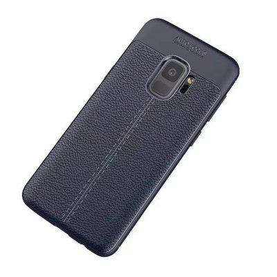For Samsung Galaxy S9 Case Litchi Texture Soft Flexible Back CoverSamsung S Series<br>For Samsung Galaxy S9 Case Litchi Texture Soft Flexible Back Cover<br><br>Features: Back Cover<br>For: Samsung Mobile Phone<br>Material: TPU<br>Package Contents: 1 x Phone Case<br>Package size (L x W x H): 18.00 x 10.00 x 3.00 cm / 7.09 x 3.94 x 1.18 inches<br>Package weight: 0.0500 kg<br>Product size (L x W x H): 15.00 x 7.00 x 2.00 cm / 5.91 x 2.76 x 0.79 inches<br>Product weight: 0.0100 kg<br>Style: Vintage