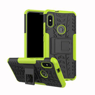 TPU + PC Armor Hard Case Cover voor Xiaomi Redmi Note 5 Pro