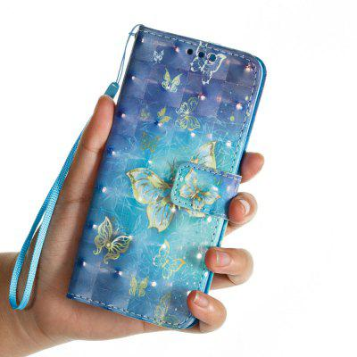 3D PU Leather Flip Wallet Stand Case for Samsung Galaxy S9 Golden Butterfly PatternSamsung S Series<br>3D PU Leather Flip Wallet Stand Case for Samsung Galaxy S9 Golden Butterfly Pattern<br><br>Features: Full Body Cases, With Credit Card Holder, Anti-knock<br>For: Samsung Mobile Phone<br>Material: PU Leather, TPU<br>Package Contents: 1 x Phone Case, 1 x Rope<br>Package size (L x W x H): 15.30 x 7.30 x 1.80 cm / 6.02 x 2.87 x 0.71 inches<br>Package weight: 0.0600 kg<br>Product weight: 0.0600 kg<br>Style: Cool, Special Design, Pattern