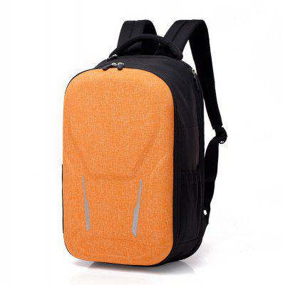 Nylon Backpack Large-capacity Business Anti-theft Multi-function Computer