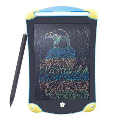 8.5 inch Color Digital LCD Handwriting Board High-Definition Brushes No radiation