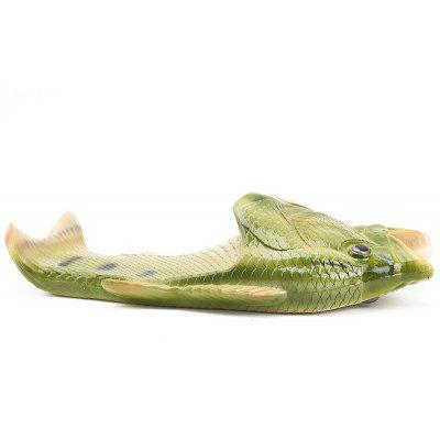 Breathable Comfortable Fish Type Slippers for MenMens Slippers<br>Breathable Comfortable Fish Type Slippers for Men<br><br>Available Size: 37,38,39,40,41,42,43,44<br>Embellishment: None<br>Gender: Unisex<br>Outsole Material: EVA<br>Package Contents: 1xShoes(pair)<br>Pattern Type: Others<br>Season: Summer, Spring/Fall, Winter<br>Slipper Type: Outdoor<br>Style: Fashion<br>Upper Material: PVC<br>Weight: 0.6272kg
