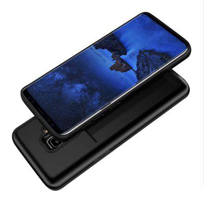 Cover Case for Samsung Galaxy S9 Plus Card Holder ID Slot Sliding Hidden Pocket Dual Layer Bumper Protective Hard Shell nahoo lanyard id badge clip name label plastic badge leather card holder vertical credit card bus card holder office supplies