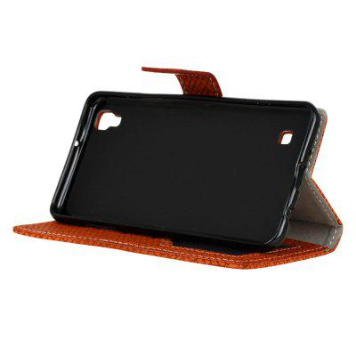 Cover Case For LG X Style Braided Pattern PU Leather WalletCases &amp; Leather<br>Cover Case For LG X Style Braided Pattern PU Leather Wallet<br><br>Features: With Credit Card Holder<br>Material: PU Leather<br>Package Contents: 1 x Phone Case<br>Package size (L x W x H): 20.00 x 20.00 x 5.00 cm / 7.87 x 7.87 x 1.97 inches<br>Package weight: 0.0500 kg<br>Product Size(L x W x H): 12.00 x 19.00 x 2.00 cm / 4.72 x 7.48 x 0.79 inches<br>Product weight: 0.0300 kg<br>Style: Solid Color