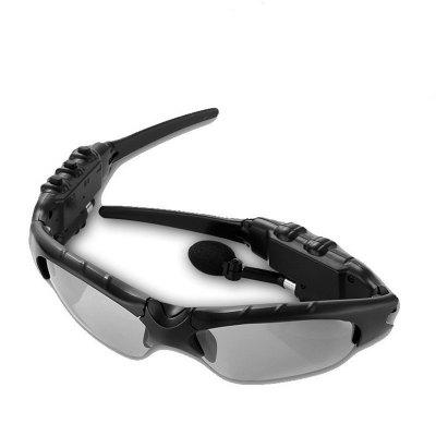 Sunglasses Wireless Bluetooth Headset Glasses Earbuds Music Mic Stereo Goggle