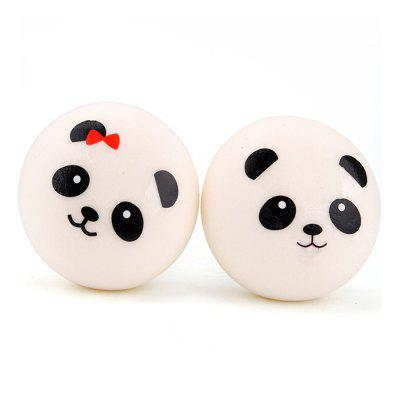 Jumbo Squishy Panda Bread Stress Relief Soft Toy for Kids and Adults 2PCS -$2.99 Online Shopping| GearBest.com