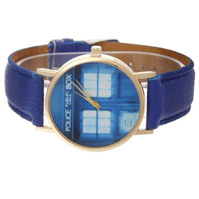 Window Pattern Leather Band Leather Men WatchMens Watches<br>Window Pattern Leather Band Leather Men Watch<br><br>Band material: Leather<br>Case material: Stainless Steel<br>Clasp type: Pin buckle<br>Display type: Analog<br>Movement type: Quartz watch<br>Package Contents: 1 x Watch<br>Package size (L x W x H): 23.00 x 4.10 x 0.30 cm / 9.06 x 1.61 x 0.12 inches<br>Package weight: 0.0520 kg<br>Product size (L x W x H): 22.50 x 4.00 x 0.20 cm / 8.86 x 1.57 x 0.08 inches<br>Product weight: 0.0450 kg<br>Shape of the dial: Round<br>Watch mirror: Mineral glass<br>Watch style: Business, Fashion, Casual<br>Watches categories: Men,Male table<br>Water resistance: Life water resistant