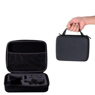 Medium EVA Travel Storage Carry Hard Case para GoPro Hero 6 / Hero 5/4 / SJ7000 / SJ6000 Câmeras de ação
