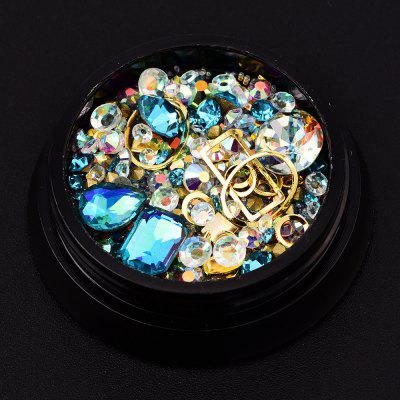 Nail Sticker Jewelry 4MM Black Box Symphony Flat Diamond Elf Beads Gemstone Circle 12 OptionalNail Art Accessories<br>Nail Sticker Jewelry 4MM Black Box Symphony Flat Diamond Elf Beads Gemstone Circle 12 Optional<br><br>Item Type: Rhinestones&amp;Decorations<br>Package Content: 1 x Box of Nail Sticker<br>Package Size ( L x W x H ): 10.00 x 10.00 x 10.00 cm / 3.94 x 3.94 x 3.94 inches<br>Package weight: 0.0130 kg<br>Product weight: 0.0120 kg