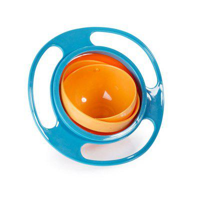 Buy Children Rotate Balance Gyro Flying Saucer Bowl DEEP SKY BLUE for $6.56 in GearBest store