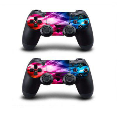 XYA1509 Protective Sticker Cover Skin Controller Sticker for PS4Video Game<br>XYA1509 Protective Sticker Cover Skin Controller Sticker for PS4<br><br>Compatible with: Sony PS4<br>Features: Other<br>Game Accessories Type: Others<br>Material: Others<br>Package Contents: 2 x Console Skin, 2 x Controller Skin<br>Package size: 38.00 x 35.00 x 0.40 cm / 14.96 x 13.78 x 0.16 inches<br>Package weight: 0.0860 kg<br>Product size: 35.00 x 32.00 x 0.30 cm / 13.78 x 12.6 x 0.12 inches<br>Product weight: 0.0820 kg