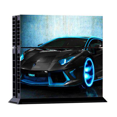 XYA0691 Protective Sticker Cover Skin Controller Sticker for PS4