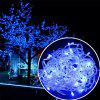 JIAWEN 10m Flash 100-LEDs RGB Light Christmas LED Strip Light Lamp 110V - SAPPHIRE BLUE
