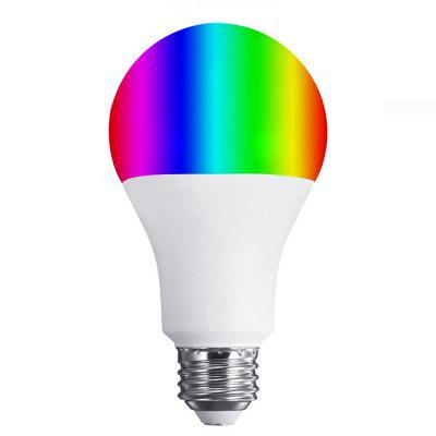 Jiawen 6W RGB and Warm White Wireless WiFi LED Smart Light Bulb AC 120V