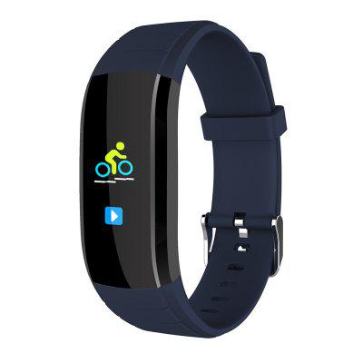 U1 Smart Bracelet Heart Rate Blood Pressure Monitor  Wristband Fitness Tracker Smartband Alarm for iOS Android