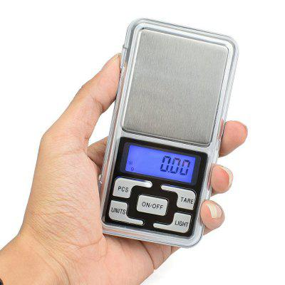High Accuracy Mini Electronic Digital Pocket Scale Jewelry Diamond Gold Coin Calibration Weighing Balance Portable 300g 0 01g digital pocket scale high precision lcd display mini electronic scale portable jewelry scale kitchen scale balance