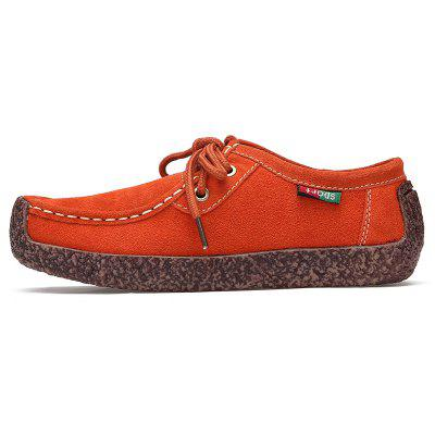 ZEACAVA Womens Leather Flat with Casual Peas ShoesWomens Oxfords<br>ZEACAVA Womens Leather Flat with Casual Peas Shoes<br><br>Available Size: 35-40<br>Closure Type: Lace-Up<br>Flat Type: T-Strap<br>Gender: For Women<br>Heel Height: 2cm<br>Occasion: Casual<br>Package Contents: 1xShoes(Pair)<br>Package size (L x W x H): 30.00 x 20.00 x 10.00 cm / 11.81 x 7.87 x 3.94 inches<br>Package weight: 0.4800 kg<br>Pattern Type: Solid<br>Product weight: 0.4800 kg<br>Season: Spring/Fall<br>Toe Shape: Square Toe<br>Toe Style: Closed Toe<br>Upper Material: Pigskin