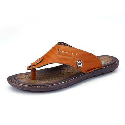 Men Sandals Hiking Summer Leisure Casual Soft Sport Beach Slippers Fashion Shoes