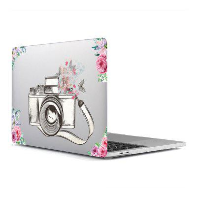 Computer Shell Laptop Case Keyboard Film Surface + Low for MacBook Pro 13.3 inch 3D Small Fresh Series 9