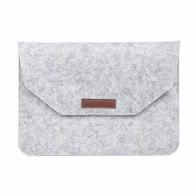 15 inch Tablet / Laptop Sleeve Bag Carrying CaseTablet Accessories<br>15 inch Tablet / Laptop Sleeve Bag Carrying Case<br><br>Package Contents: 1 x Laptop Sleeve<br>Package size (L x W x H): 39.00 x 28.00 x 3.00 cm / 15.35 x 11.02 x 1.18 inches<br>Package weight: 0.2100 kg<br>Product size (L x W x H): 37.00 x 26.00 x 2.50 cm / 14.57 x 10.24 x 0.98 inches<br>Product weight: 0.1800 kg