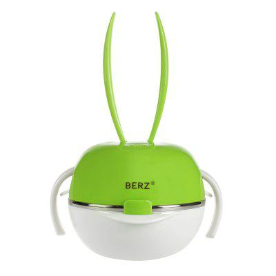Berz Children Feeding Dinnerware Bowl / Dish / Cup / Spoon / Folk 5 in 1Dinnerware<br>Berz Children Feeding Dinnerware Bowl / Dish / Cup / Spoon / Folk 5 in 1<br><br>Material: Silicone, Stainless Steel, PP<br>Package Contents: 1 x Set of Dinnerware<br>Package size (L x W x H): 17.50 x 15.50 x 22.00 cm / 6.89 x 6.1 x 8.66 inches<br>Package weight: 0.5000 kg<br>Product size (L x W x H): 30.00 x 11.90 x 18.70 cm / 11.81 x 4.69 x 7.36 inches<br>Product weight: 0.4500 kg<br>Type: Dinnerware