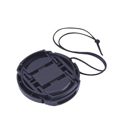 86MM Detachable Lens Cap Extra Strong Springs Compafortible for Nikon Canon Sony and Other SLR Cameras