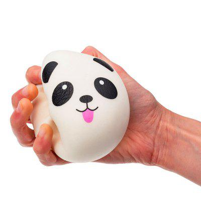 Jumbo Squishy Stylový Panda Hang PU Stress Relief Toy