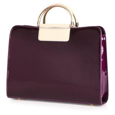 Bright Leather Female Briefcase Patent Mother Bag Three-piece Large-capacity MotCrossbody Bags<br>Bright Leather Female Briefcase Patent Mother Bag Three-piece Large-capacity Mot<br><br>Closure Type: Zipper<br>Gender: For Women<br>Handbag Type: Crossbody bag<br>Main Material: PU<br>Occasion: Versatile<br>Package Contents: 3 x Bags<br>Package size (L x W x H): 35.00 x 11.00 x 27.00 cm / 13.78 x 4.33 x 10.63 inches<br>Package weight: 1.6000 kg<br>Pattern Type: Solid<br>Product size (L x W x H): 34.00 x 10.00 x 26.00 cm / 13.39 x 3.94 x 10.24 inches<br>Product weight: 1.1000 kg<br>Style: Fashion