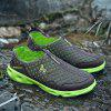 Homass New Men's Lightweight Outdoor Wading Shoes - VERDE DE PRIMAVERA