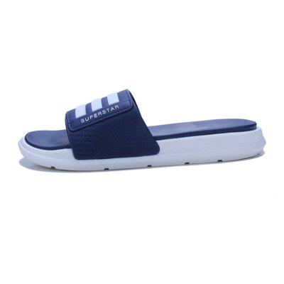 New Men Summer Trend Dry and Clear Lightweight Slippers