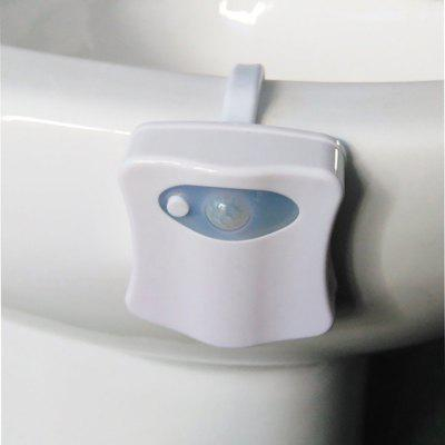 New Hanging Body Induction LED Toilet Cover Light