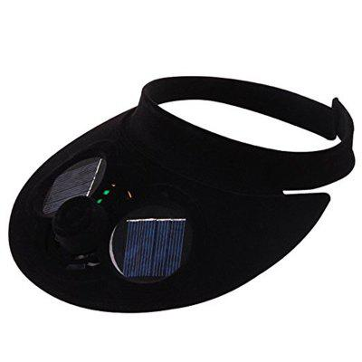 Sun Solar Power Cap with Cooling Fan for Out Door Golf Mountain Climbing Baseball Hats