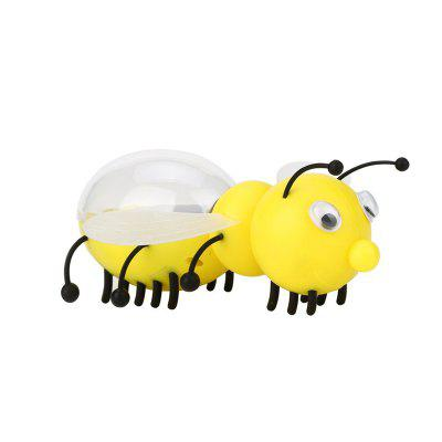 Solar Powered Guarding Little Bee Gadget Brain Educational Toys