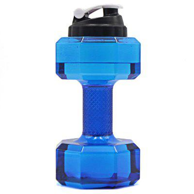 2L Innovative Portable Sports Dumbbell Bottle