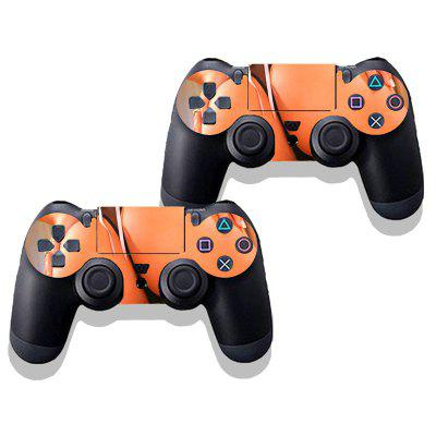 XYA0688 Protective Sticker Cover Skin Controller Sticker for PS4 new hot stickers tom clancy s the division skin cover for xbox one console controller protective cover and 2 pcs controller skin