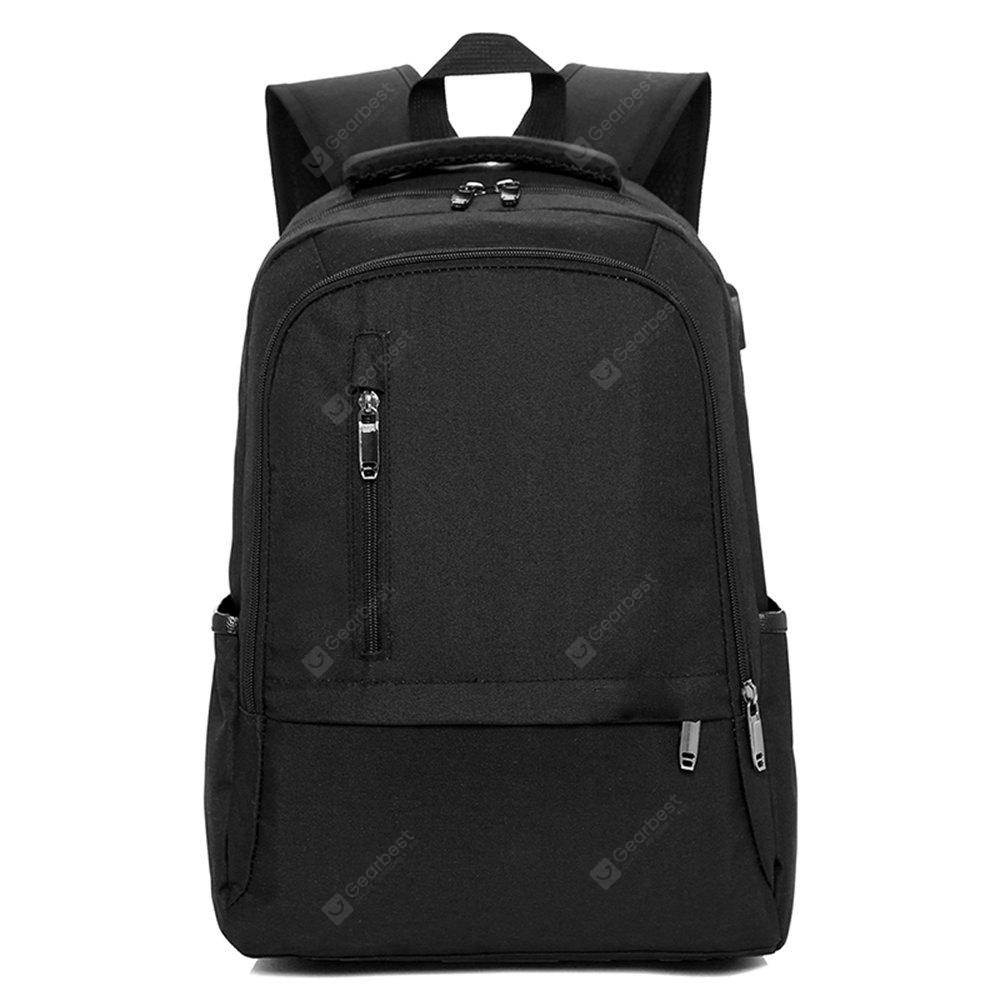 Backpack Trend Student Bag School Wind Large Capacity