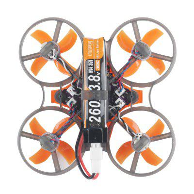 Makerfire Armor 65mm BNF Micro Quadcopter Racing Drone Built in Frsky XM Receiver / 716 Brushed Motor / LED LightRC Quadcopters<br>Makerfire Armor 65mm BNF Micro Quadcopter Racing Drone Built in Frsky XM Receiver / 716 Brushed Motor / LED Light<br><br>Battery Voltage: 1S<br>Brand: Makerfire<br>Flight Controller Type: F3<br>Material: PC, Metal, Plastic, Others<br>Package Contents: 1 x RC Racing Drone , 1 x 260mAh 30C 3.8V LiPo Battery , 1 x Prop Removal Tool , 1 x 1S LiPo Charger 4.2V/4.35V , 20 x 31mm Prop(10CW + 10CCW)<br>Package size (L x W x H): 11.20 x 11.20 x 5.00 cm / 4.41 x 4.41 x 1.97 inches<br>Package weight: 0.0268 kg<br>Product weight: 0.0250 kg<br>Protocol: FrSky<br>Size: Micro<br>Type: 4-blade Propeller<br>Version: BNF