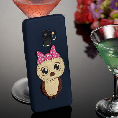 Case for Samsung Galaxy S9 Owl Soft ShellSamsung S Series<br>Case for Samsung Galaxy S9 Owl Soft Shell<br><br>Compatible with: Samsung Galaxy S9<br>Features: Back Cover<br>For: Samsung Mobile Phone<br>Material: TPU<br>Package Contents: 1 x Phone Case<br>Package size (L x W x H): 20.00 x 10.00 x 2.00 cm / 7.87 x 3.94 x 0.79 inches<br>Package weight: 0.0300 kg<br>Product size (L x W x H): 18.00 x 10.00 x 1.00 cm / 7.09 x 3.94 x 0.39 inches<br>Product weight: 0.0100 kg<br>Style: Novelty