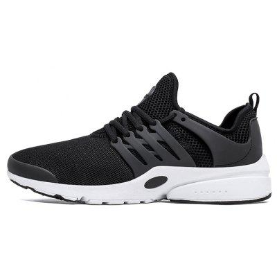 ZEACAVA Men Mesh Trendy Breathable Wild Mens Sports ShoesMen's Sneakers<br>ZEACAVA Men Mesh Trendy Breathable Wild Mens Sports Shoes<br><br>Available Size: 39-45<br>Closure Type: Lace-Up<br>Feature: Breathable<br>Gender: For Men<br>Outsole Material: Rubber<br>Package Contents: 1xShoes(Pair)<br>Package Size(L x W x H): 30.00 x 20.00 x 10.00 cm / 11.81 x 7.87 x 3.94 inches<br>Package weight: 0.5000 kg<br>Pattern Type: Solid<br>Product weight: 0.5000 kg<br>Season: Spring/Fall<br>Upper Material: Cloth