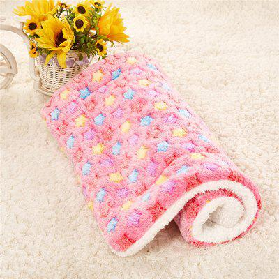 Breathable Pet Bed Cat Dog Cushion Coral Cashmere Soft Warm Sleep MatCat Beds &amp; Furniture<br>Breathable Pet Bed Cat Dog Cushion Coral Cashmere Soft Warm Sleep Mat<br><br>For: Cats, Dogs<br>Material: Coral FLeece<br>Package Contents: 1 x Pet Mat<br>Package size (L x W x H): 20.00 x 10.00 x 8.00 cm / 7.87 x 3.94 x 3.15 inches<br>Package weight: 0.1400 kg<br>Product size (L x W x H): 50.00 x 35.00 x 3.00 cm / 19.69 x 13.78 x 1.18 inches<br>Product weight: 0.1400 kg<br>Season: All seasons<br>Type: Beds