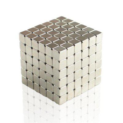 Cube Buck Ball 5MM 216 Magnetic DIY Toy Children Develop Brain