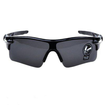 Outdoor Sports Sun Colorful Night Vision Glasses Sunglasses for Riding