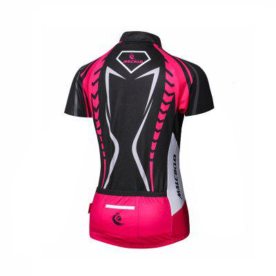 MLCIKLO Cycling Jerseys Breathable Quick Dry T-shirt for Men and Women Outdoor Sports RunningCycling Clothings<br>MLCIKLO Cycling Jerseys Breathable Quick Dry T-shirt for Men and Women Outdoor Sports Running<br><br>Feature: Quick Dry, Anti-UV, Breathable<br>For: Cycling<br>Material: Polyester<br>Package Contents: 1x T-shirt<br>Package size (L x W x H): 1.00 x 1.00 x 1.00 cm / 0.39 x 0.39 x 0.39 inches<br>Package weight: 0.3200 kg<br>Product weight: 0.3000 kg<br>Suitable Crowds: Women<br>Type: Short sleeve Tops