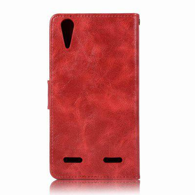 Leather Flip Wallet Case for Lenovo A6000 Holer Phone Shell with Lanyard for iphone 7 plus pattern printing light spot decor leather wallet case with lanyard cute cow