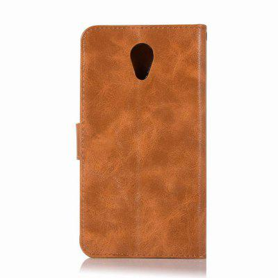 Leather Flip Wallet Case for Lenovo P2 Holer Phone Shell with Lanyard for iphone 7 plus pattern printing light spot decor leather wallet case with lanyard cute cow