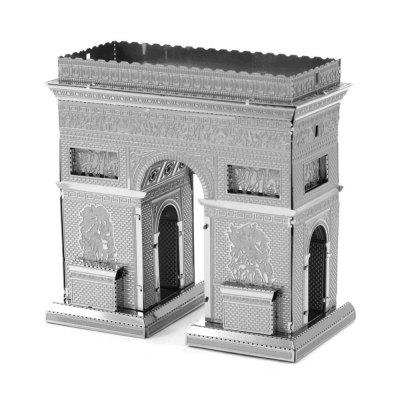 Creative Arc de Triomphe 3D Metal High-quality DIY Laser Cut Puzzles Jigsaw Model Toy